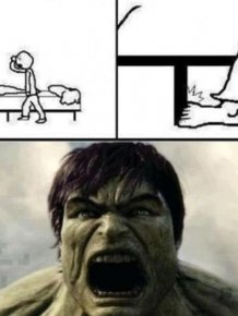 Incredible and Not So Incredible Hulks