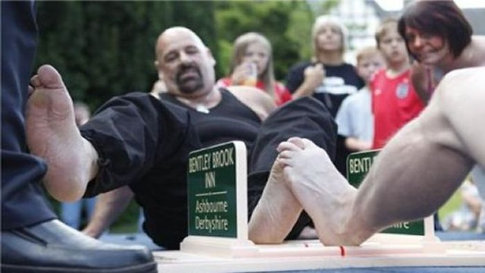 The Weirdest Contests of the World