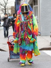 You Call It Weird, They Call it Fashion