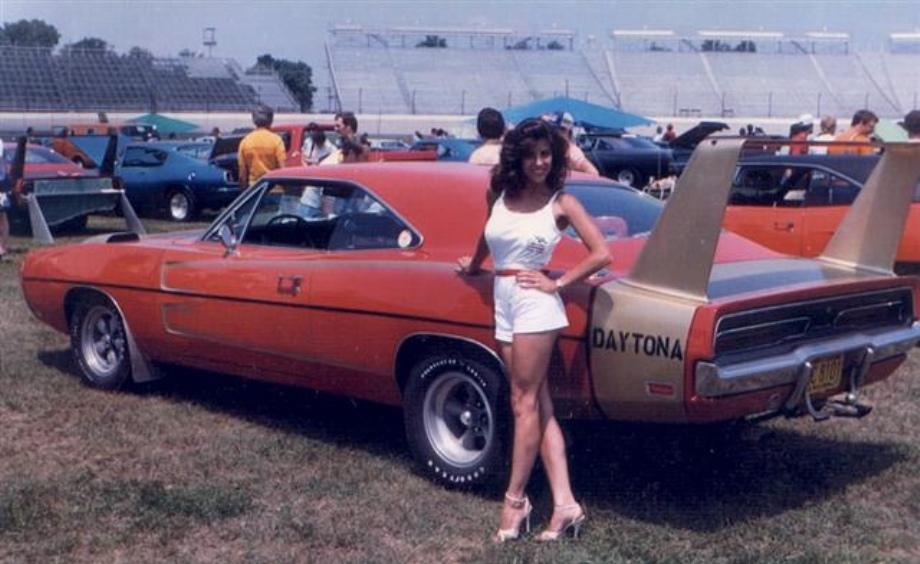 1969 Dodge Charger Daytona | Vehicles