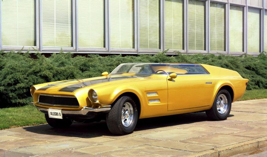 Ford Mustang concepts