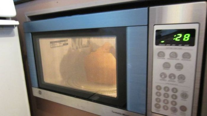 Microwave Discovery found After Three Years
