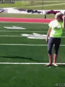 Cheerleader Fails and Wins