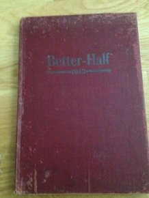 Yearbook from 1913