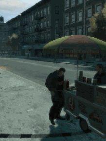 Grand Theft Auto GIFs