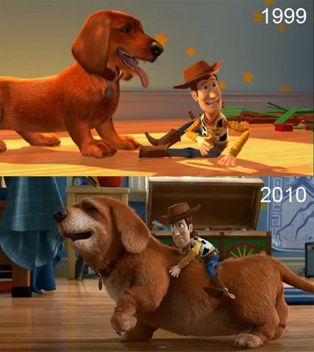 These Pictures Will Make You Feel Old