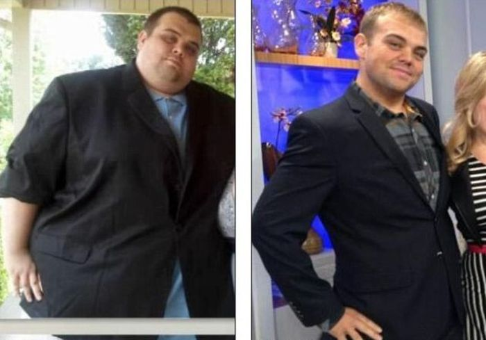Weight Loss Success Story of One Couple
