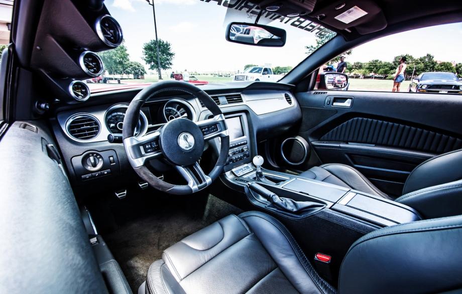 Ford Mustang Shelby GT500 2013 - Сила и мощь Америки