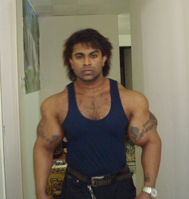 Indian Synthol Freak Suroor