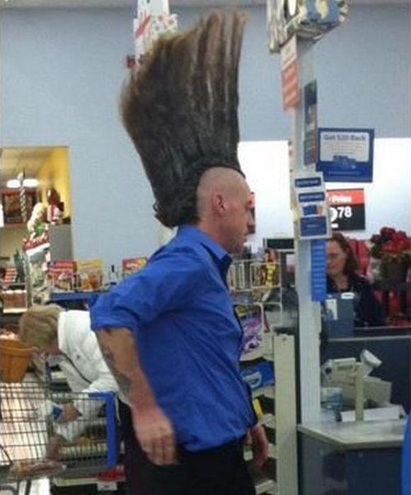 Unusual Hairstyles