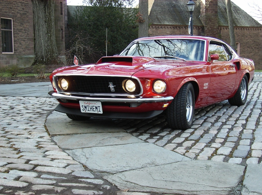 American Muscle Cars, part 13 | Vehicles