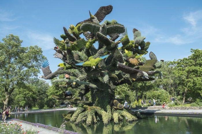 2013 Montreal International Mosaicultures