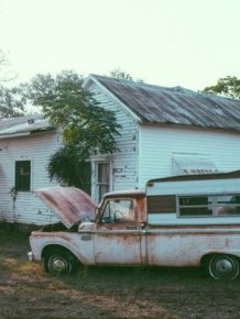 Abandoned House in Texas