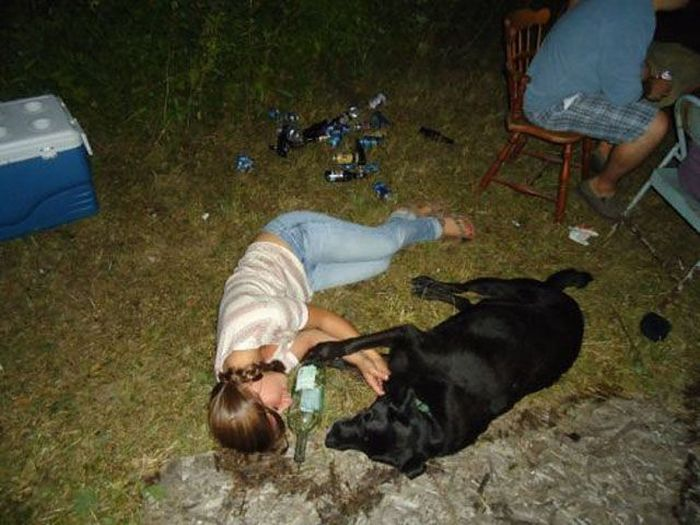 Drunk People, part 12
