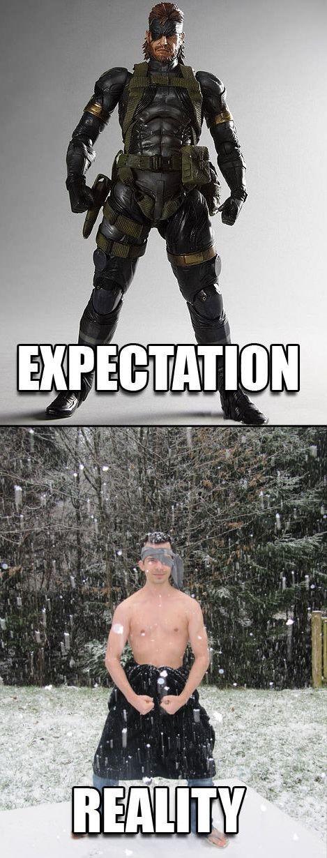 Expectations Vs. Reality, part 6