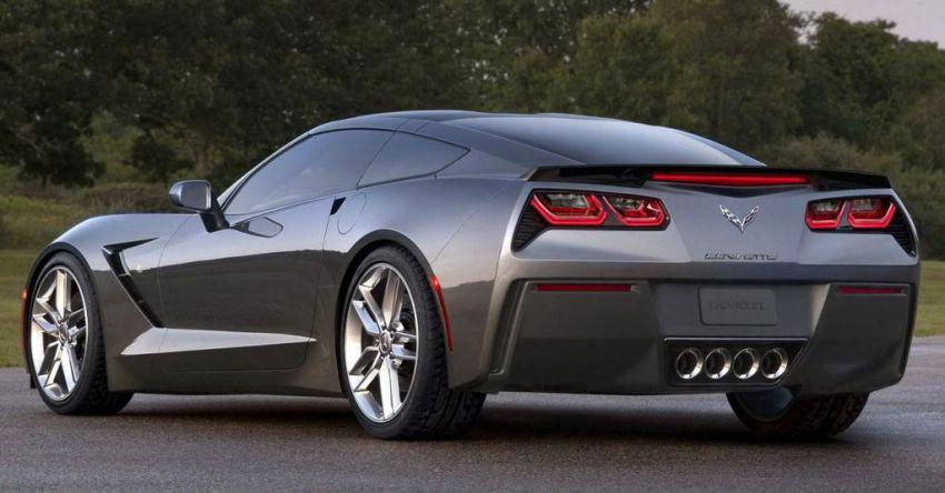 Chevrolet Corvette Anniversary 60 Years Vehicles