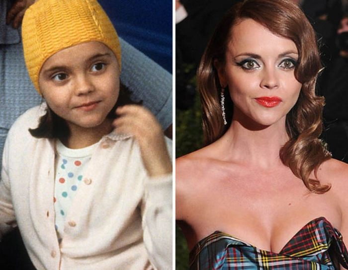 Child Stars Then and N... Jim Carrey Now