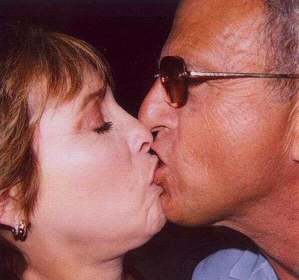 Awkaward Kisses