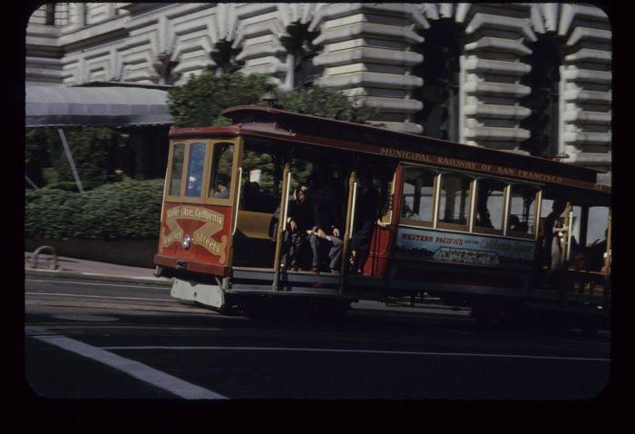 San Francisco 1951 vs San Francisco 2011, part 2011
