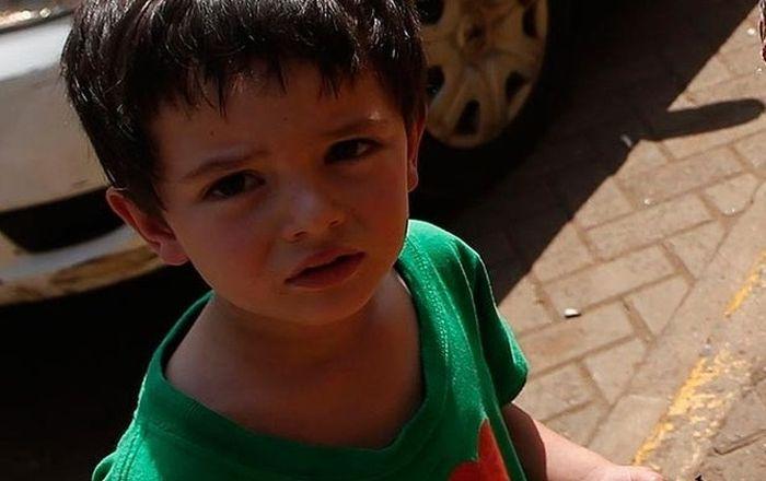 4-Year-Old British Boy vs Nairobi Terrorists