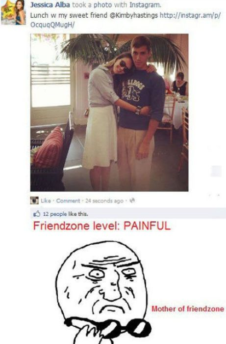 Welcome to the Friendzone, part 5