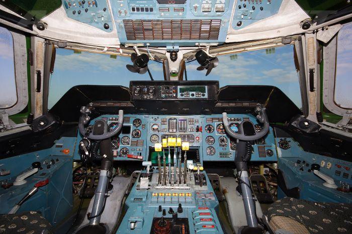 Cockpit Photos