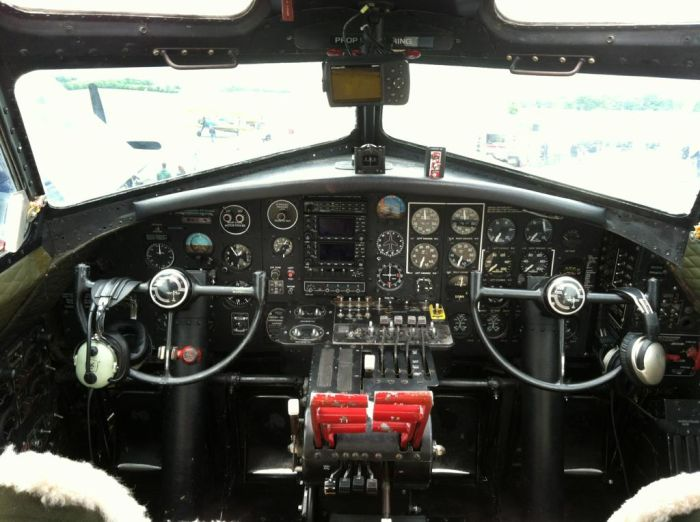 Cockpit Photos
