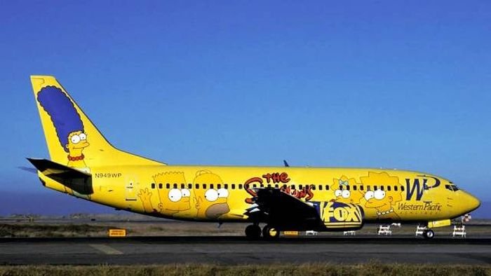 Aircraft Paint Jobs