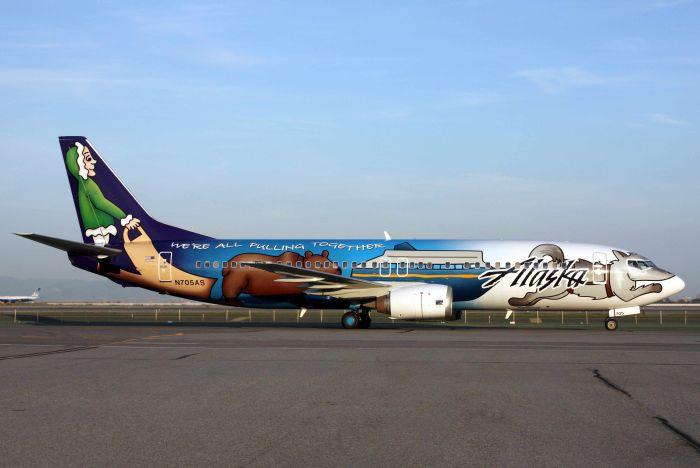 Aircraft Paint Jobs