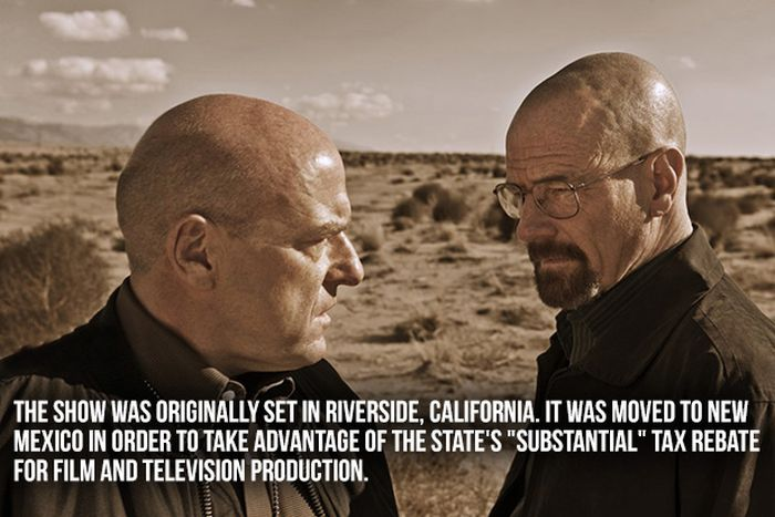 Great Facts About Breaking Bad
