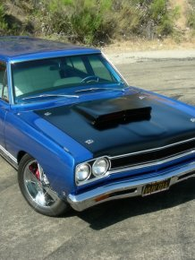 1968 GTX 440 Six Pack Wagon