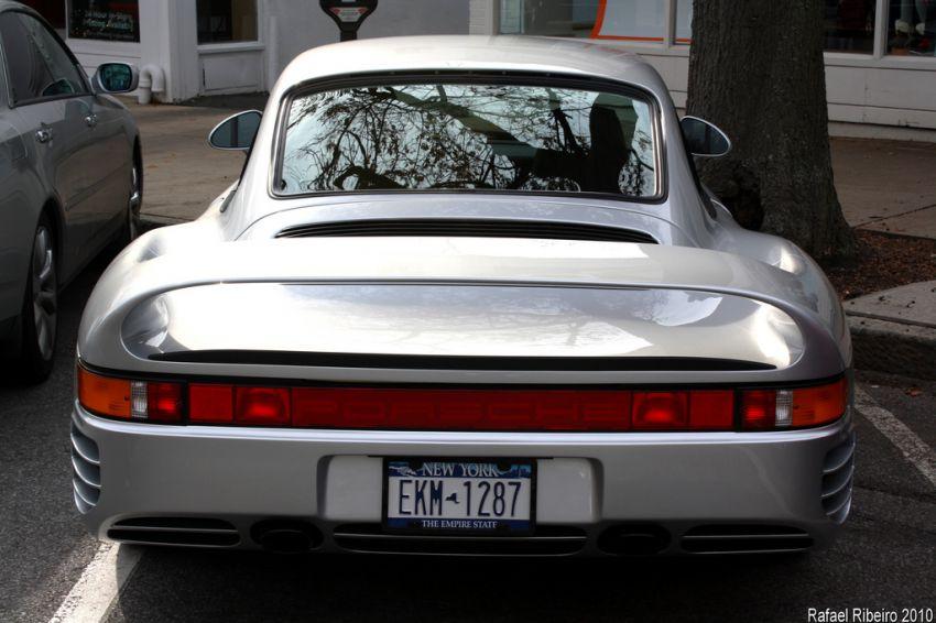 The Porsche 959 of Bill Gates