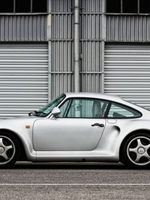 The Porsche 959 of Bill Gates