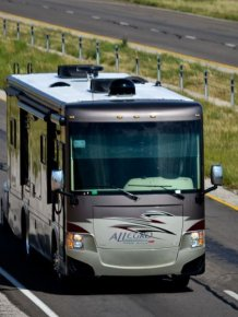 RV - home on wheels