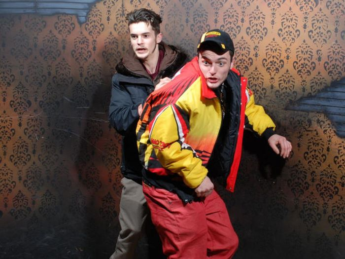 Nightmares Fear Factory, part 2