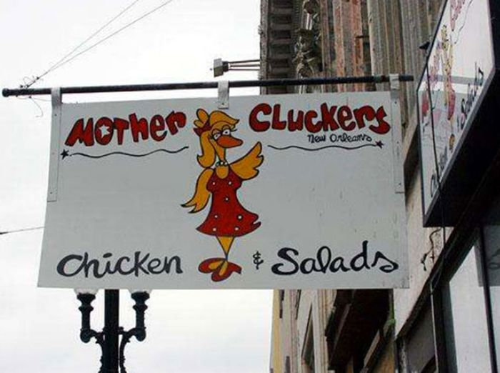 Trully Unbeliavable Restaurant Names