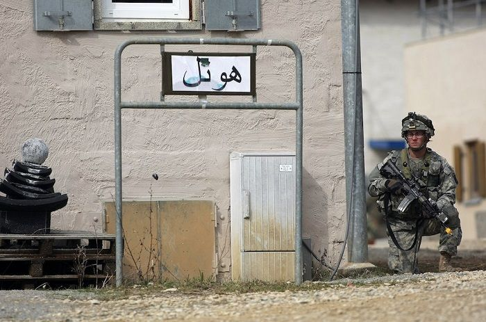 Afghanistan in the Middle of Germany