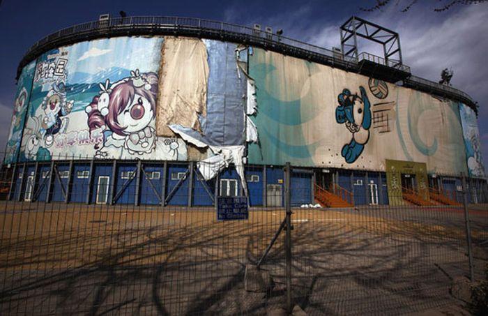 Abandoned Stadiums of Beijing Olympics