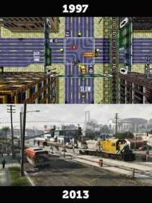 Classic Video Games Then and Now