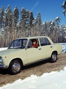 History of the Russian tuning