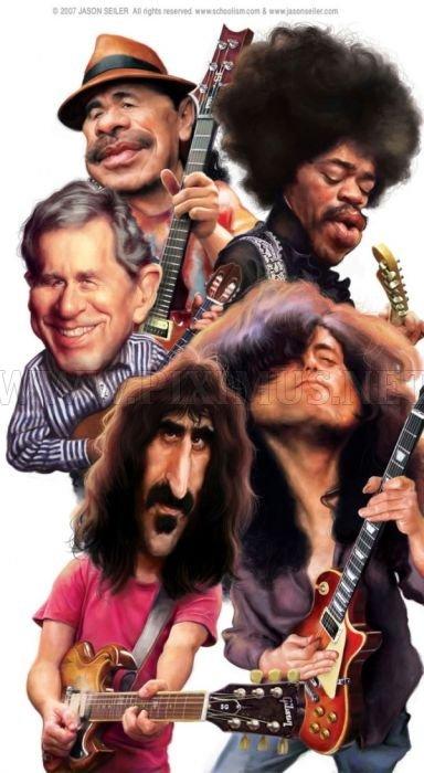 Funny Celebrity Cartoons