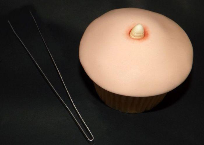 Gross Cupcake