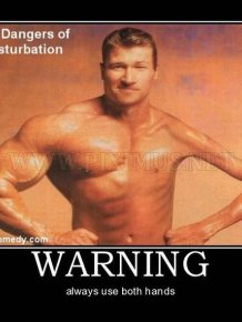 Funny Masturbation Demotivational Posters