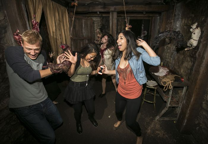 Brilliance Of The Seas >> Universal Studios' Halloween Horror Nights | Others
