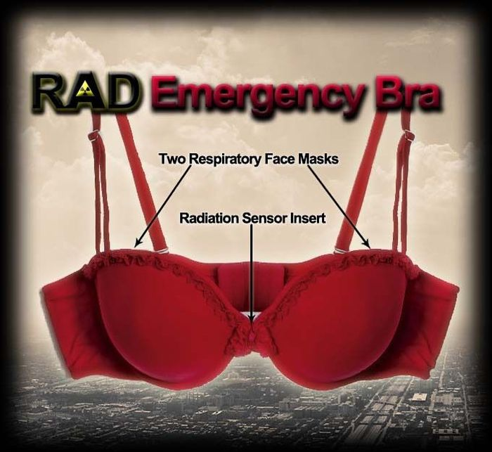 RAD Emergency Bra