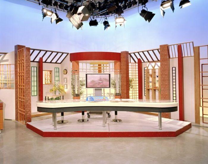 TV Studios Around the World
