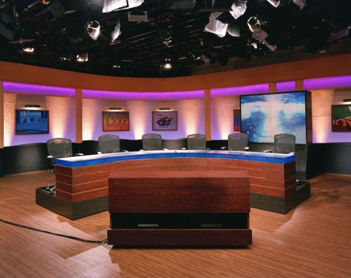 TV Studios Around the World