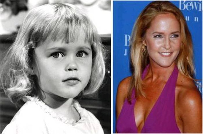 Celebrities Then and Now, part 6
