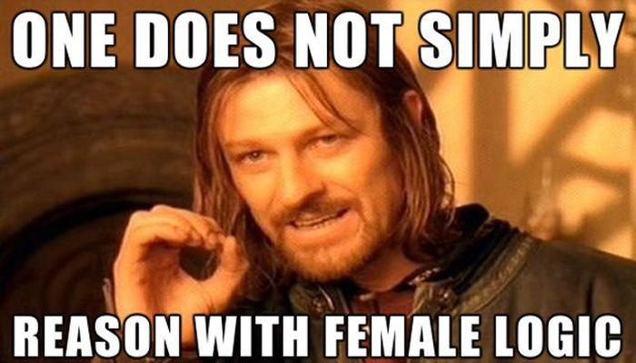 Woman's Logic