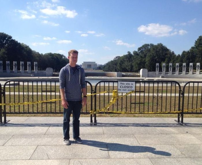What the Government Shutdown Means for a Tourist